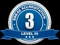 BBBEE Level 3