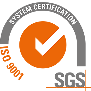 SGS ISO 9001:2008 Certified