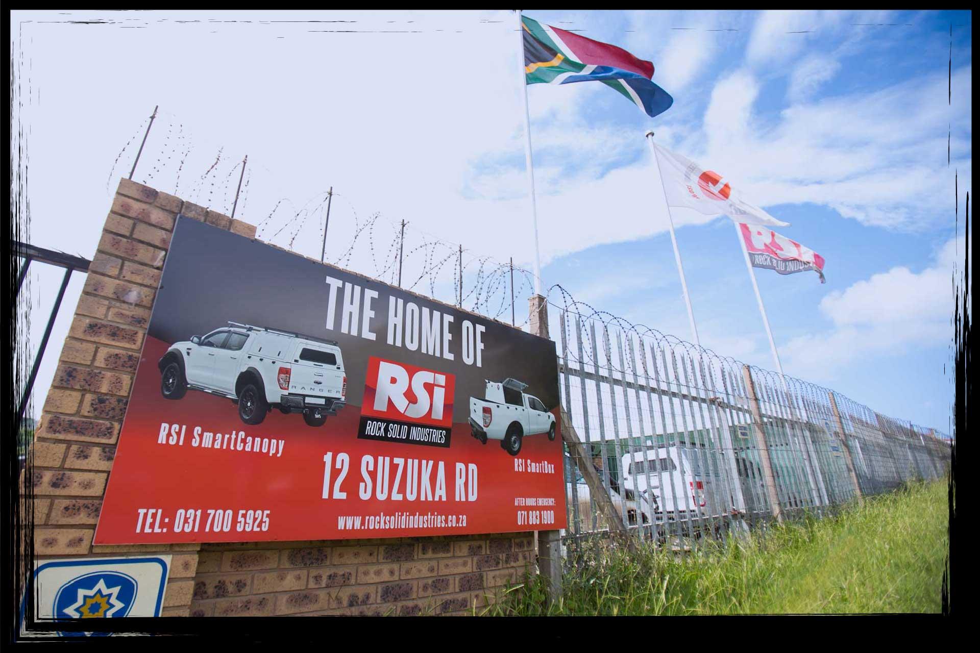 RSI SMARTCANOPY® - Durban Branch