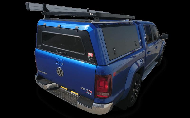 RSI-SMARTCANOPY® - VW Amarok Canopy DCab Ravenna Blue 2018